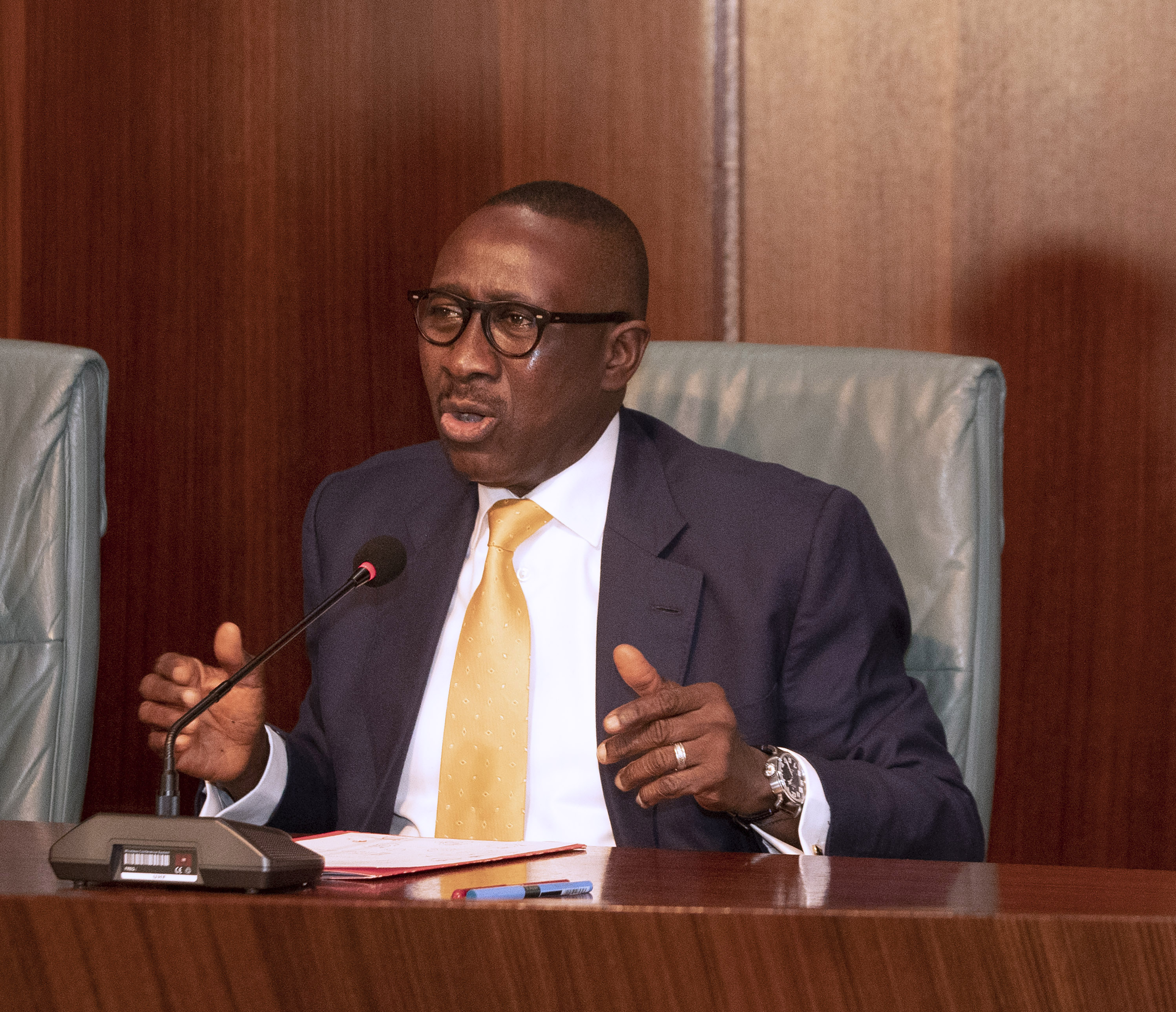Monguno: I met Gumi and he promised to help FG on insecurity — we're waiting for him