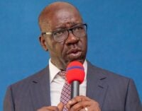 Obaseki: As governor, Oshiomhole borrowed recklessly