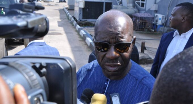 Obaseki: My convoy was attacked in Oshiomhole's ward