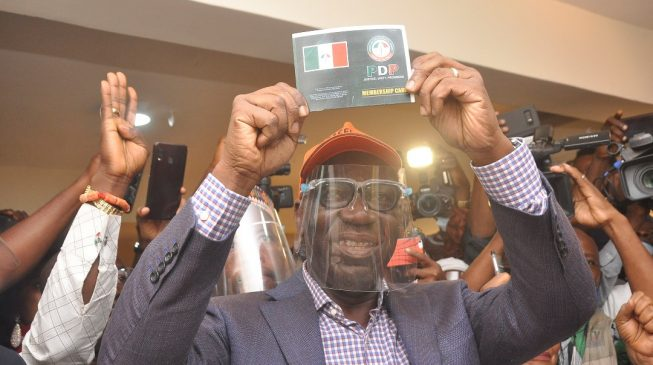 PDP can't exclude Obaseki from its primary, court rules | TheCable