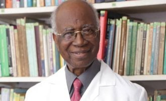 'The world will miss your academic inspiration' — UI mourns Akinkugbe, Nigeria's first professor of medicine