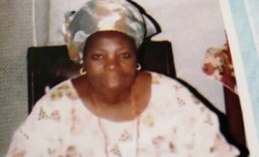 Ooni's grandmother dies at 103
