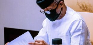 'These are trying times' — Osinbajo breaks silence on Lekki shooting