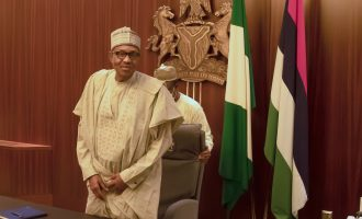 Buhari appoints new personal security officer — after Aso Rock shooting