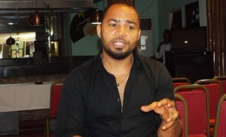 Ramsey Nouah reacts as lady alleges non-payment for 'Living in Bondage' designs