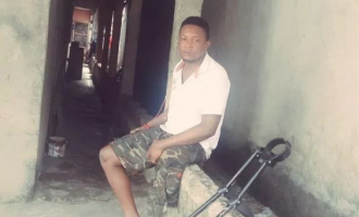 Student files N1b lawsuit against army over 'shooting, amputation of leg'