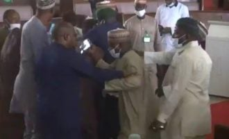 How Kaduna lawmakers exchanged blows over deputy speaker's impeachment