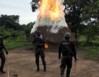 Troops arrest 'kidnap kingpin' in Benue