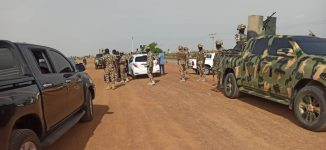 Soldiers break loose in Borno, assault Zulum's commissioners