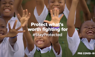 Dettol urges Nigerians to stay protected