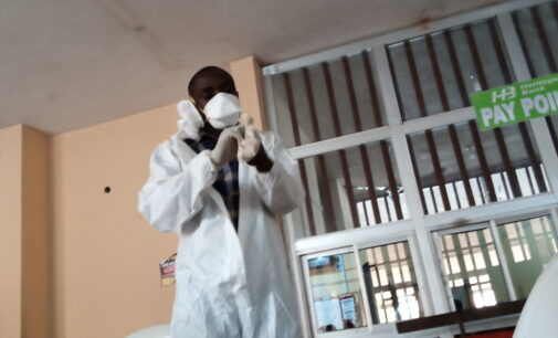 REPORTER'S DIARY: I went to Cross River, pretended to have COVID-19 symptoms and this happened