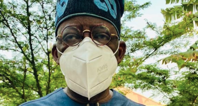 Tinubu hospitalised — but 'not diagnosed with COVID-19'