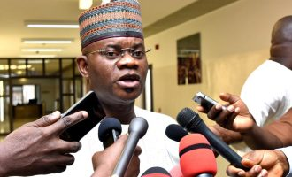 Yahaya Bello: 10 PDP governors will soon defect to APC