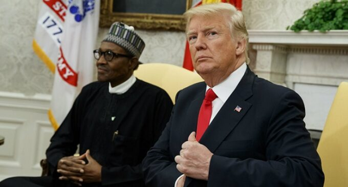 Buhari: We're working towards reversing US immigrant visa ban