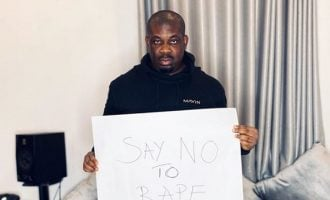 'Say no to rape' — celebrities react to Tina, UNIBEN student's killings