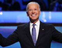 Joe Biden wins Democratic nomination, to run against Trump