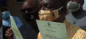 NYSC cleared Bayelsa dep gov of forgery, says INEC