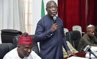Edo guber: PDP dissolves south-south caretaker c'ttee — after Wike's outburst