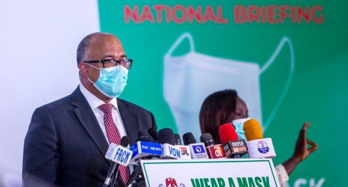 NCDC DG: Soon, hospitals won't be able to cope with serious COVID-19 cases