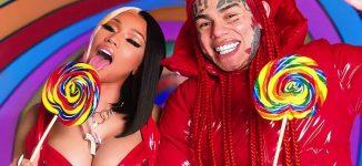 DOWNLOAD: 6ix9ine enlists Nicki Minaj for 'Trollz'