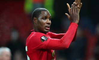 'I don't condone racism' — Ighalo vows to walk off if abused again