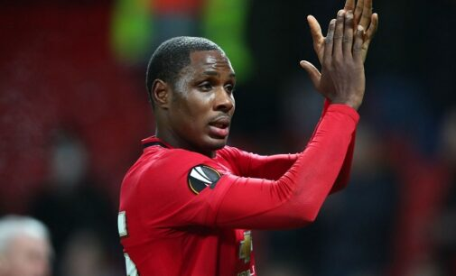 Ighalo: It was a bit unfair to not play certain matches at Man United