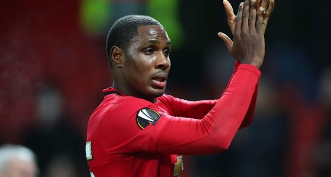'It's so hard to see this dream come to an end' — Ighalo bids farewell to Man United