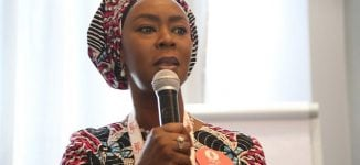 'Their lives will not be lost in vain' — Toyin Saraki seeks justice for UNIBEN student, Tina