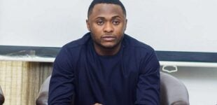 Ubi Franklin reacts as baby mama, 'US-based girlfriend' fight dirty on IG