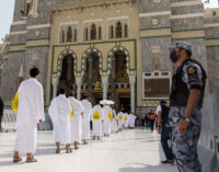 Hajj is back — but in line with COVID-19 precautions