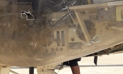 How Boko Haram opened fire on UN chopper in attack that killed 5-year-old