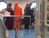 270 Nigerians evacuated from Egypt