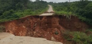 Repair work to begin at Abia gully erosion site — after over 20 years