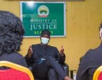 Ekiti attorney-general contracts COVID-19