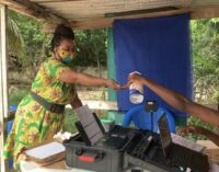 Unlike in Nigeria, Ghanaians can now 'queue' online for voter registration