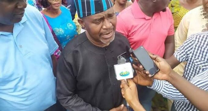 Ex-SSG: I told Fayemi I would spit on Akeredolu's face… he's the worst  Ondo governor ever