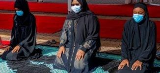 Heed the lessons of Sallah, Aisha Buhari tells Muslims