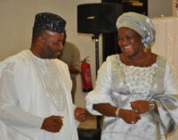 'I'm contented with my wife' –Akpabio denies sexual harassment allegation