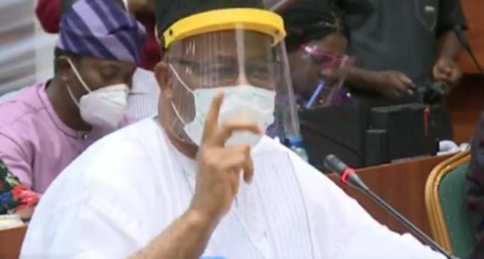 'Ibori, Uduaghan, Orji Kalu' — Akpabio names more 'beneficiaries' of NDDC contracts