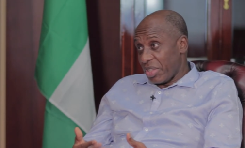 'Selfish lawmakers put Nigeria in jeopardy' — Amaechi speaks on delayed China loan approval