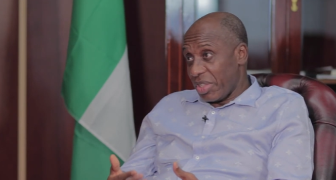 2023: 'Zoning should be respected' — Amaechi backs Fashola