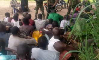 Troops rescue 32 kidnapped victims in Benue, kill bandit leader