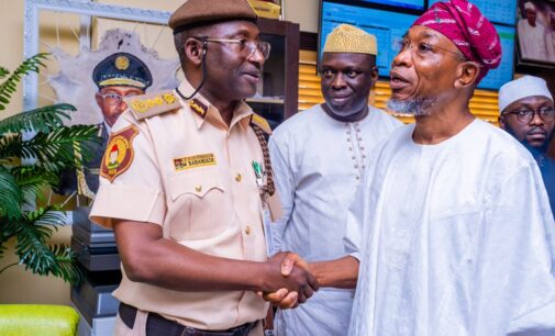 You lack the power to extend tenure of immigration CG, lawyer writes Aregbesola