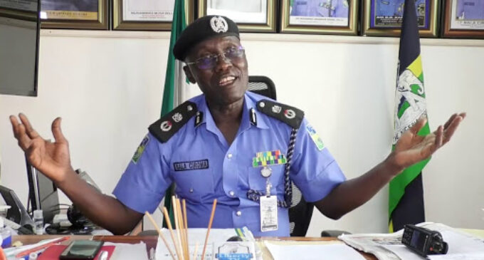 FCT police: Gbaja's aide who shot newspaper vendor not our officer