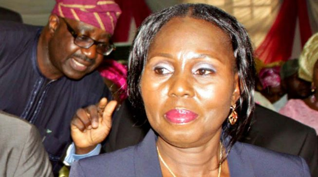 Ondo first lady, late commissioner's wife 'test positive for COVID-19'
