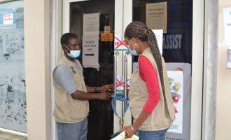 Lagos seals off 'unauthorised' COVID-19 test centre