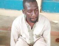 I enjoyed raping elderly women, says suspect