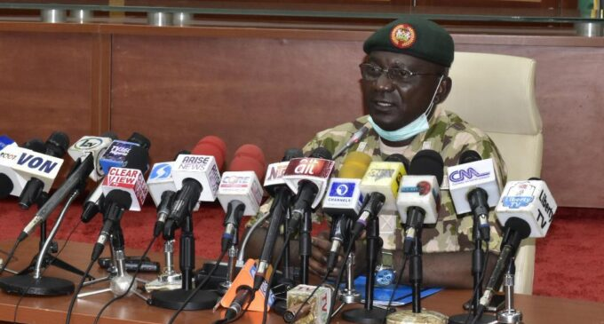 DHQ: We are working to prevent planned Boko Haram attacks in FCT