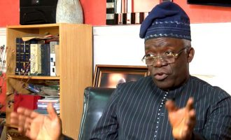 Like Agbakoba, Falana distances self from new political movement