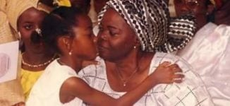 'You were far too good for this world' — FFK pays tribute to mother 19 years after death